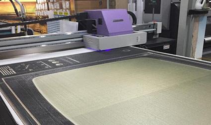 Impressão placas de Isopor
