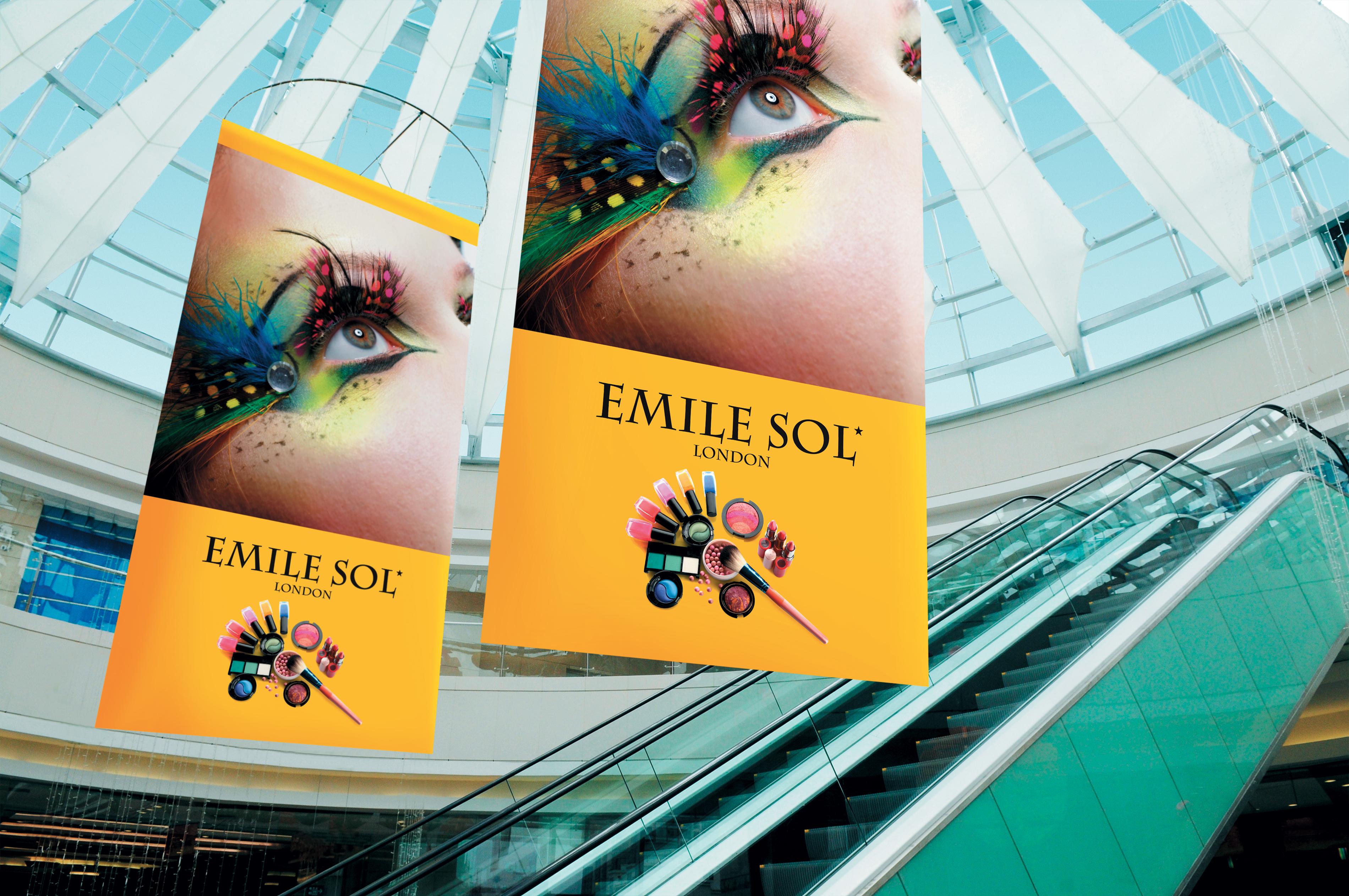 Banners e Faixas impressas