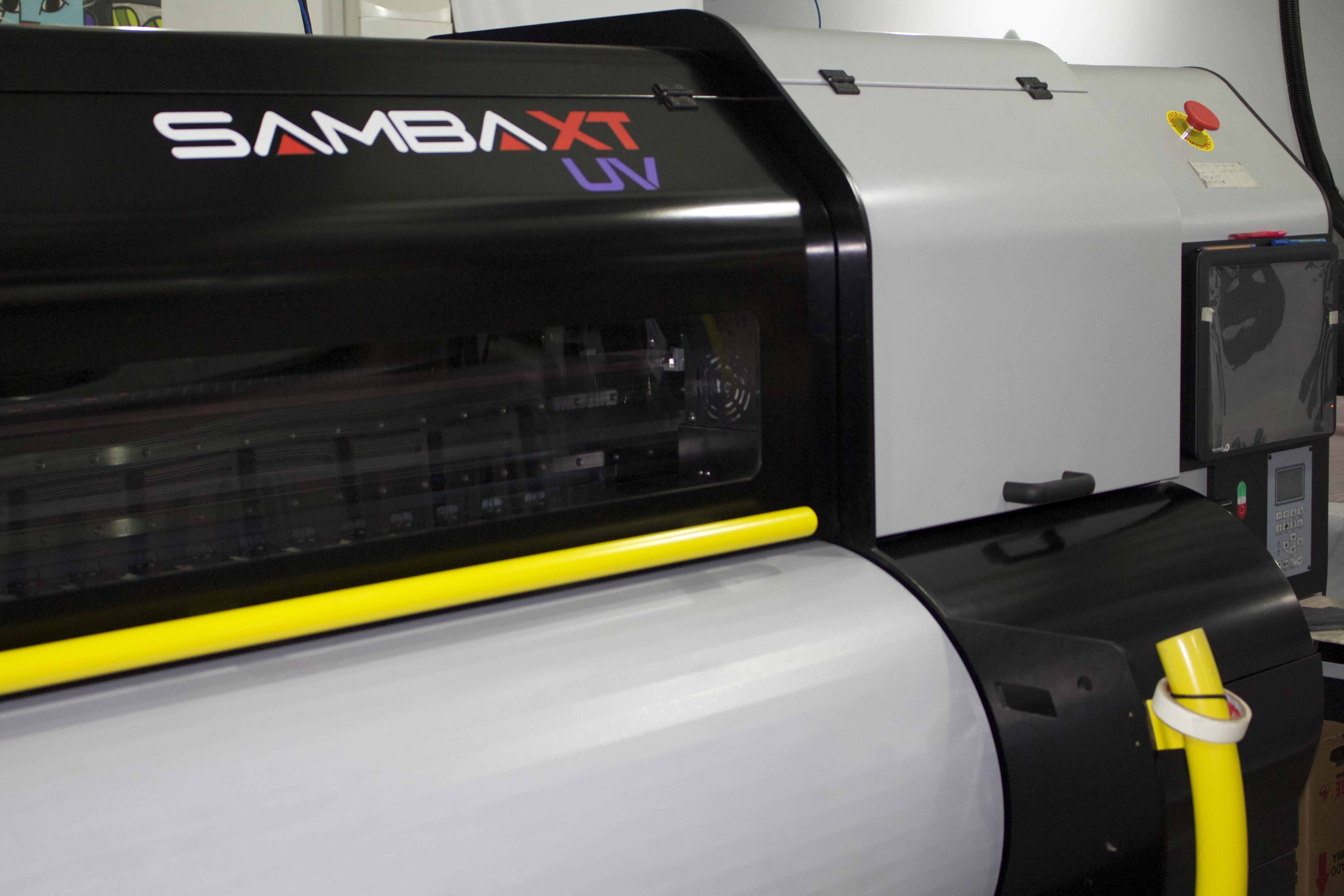 Tecnologia de impressão uv possibilita trabalhos impressionantes !