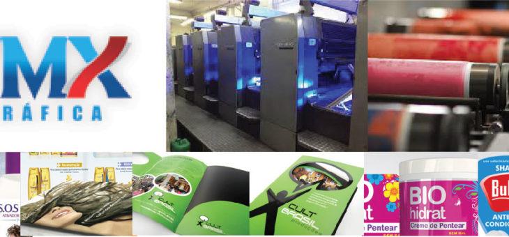 Parceria Gráfica TMX e Uv Print Brasil !